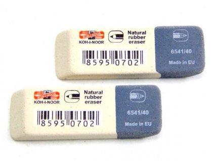 Pryž 6541-40 šedo-bílá kombinovaná
