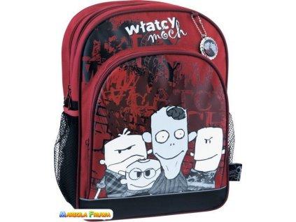 Školní batoh Vládci much