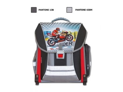 Školní batoh Emipo Rider
