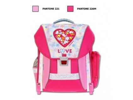 Školní batoh Emipo Love