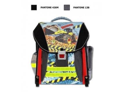 Školní batoh Emipo pro prvňáčky Builder