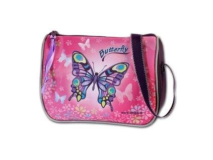 Dívčí kabelka Butterfly