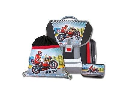 Školní batohový set Emipo Rider 3-dílný
