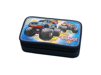 Školní penál box Bigfoot