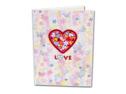 Desky na abecedu Emipo Love