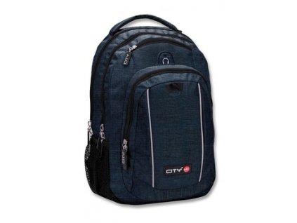 Studentský batoh MAG Blue Melange