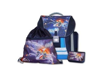 Školní batohový set Emipo Galaxy 3-dílný