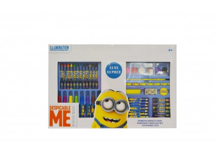 3 545 minions stationery gift set