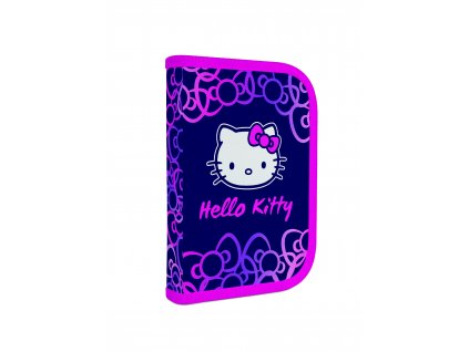 1 286A hello kitty15 kids pencil case
