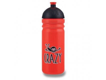 Zdravá lahev 0,7 l - Crazy, edice UAX