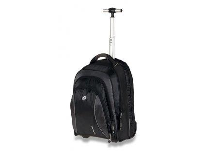 Školní batoh na kolečkách Walker Urban II Chamlang - s teleskopickou tyčí