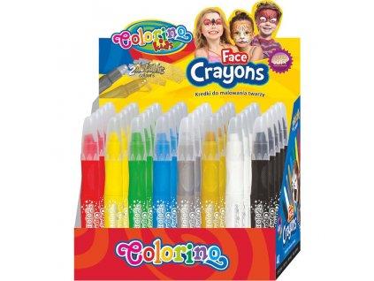Colorino tužka na obličej  - 1 ks