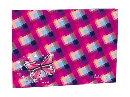 Desky na číslice Butterfly