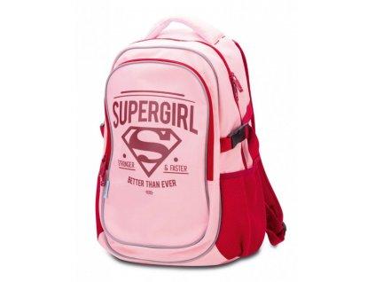 skolni batoh s poncem supergirl original 13 1