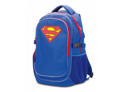 skolni batoh s poncem superman original 10 1