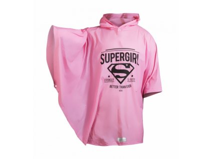 plastenka ponco supergirl original 3 0