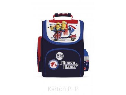 Školní batoh ERGO KIDDY MINIONS II.