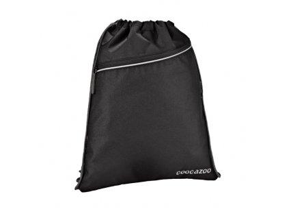 Sportovní pytel na záda CoocaZoo RocketPocket, Beautiful Black