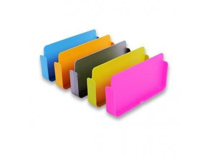 Dělící přepážka Zdravá sváča - výběr barev