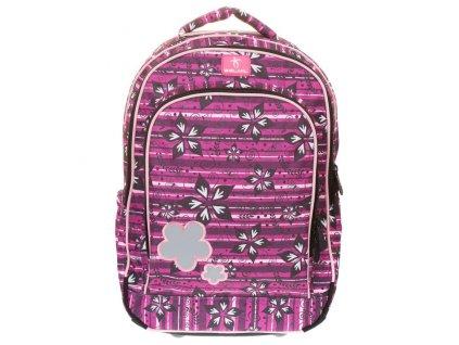 BelMil školní batoh od druhé třídy Crazy Flower