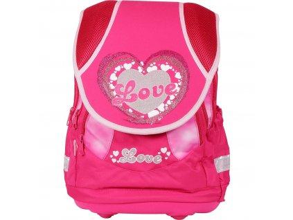 BelMil školní batoh Belmil Love