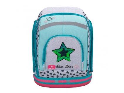 BelMil školní batoh Belmil 405-37 Shine like star
