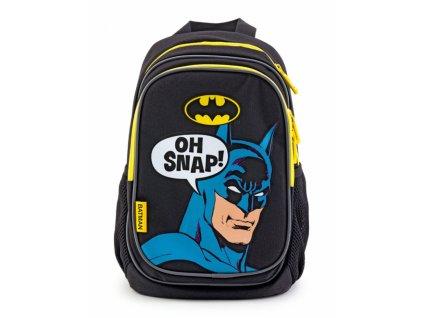 Batoh do školky - dětský batůžek s Batmanem