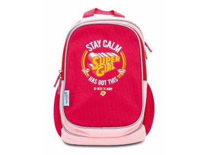 Batoh do školky - dětský batůžek Supergirl