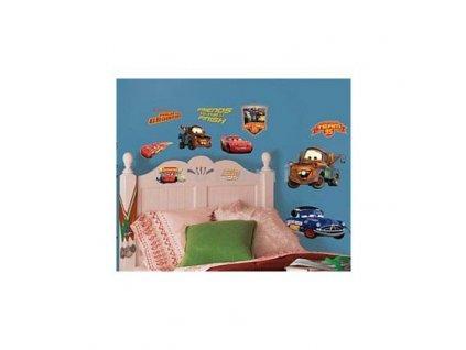 1520 Disney dekoracni obrazky Auta Cars samolepky steny inspirace vyzdoby pokoje deti