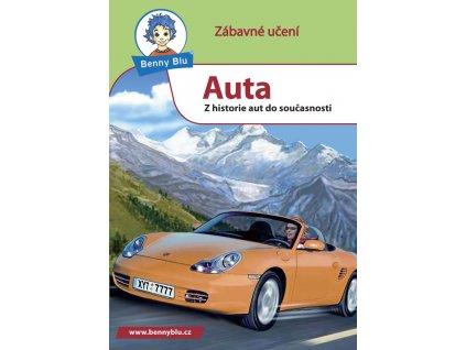 Encyklopedická knížečka do kapsy A6 - Benny Blu -  Auta