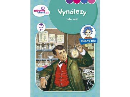 Encyklopedická knížečka do kapsy A6 - Benny Blu -  Vynálezy