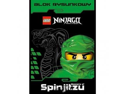 Blok LEGO Ninjago A4