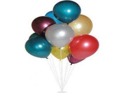 Balónky metalíza - sada 5 ks