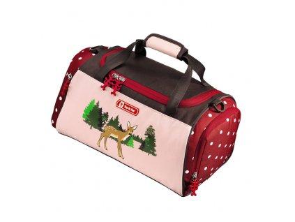 Sportovní taška pro děti Hama - Step by Step SRNEČEK