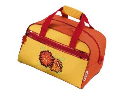Sportovní taška pro děti Hama - Step by Step KVĚTINY