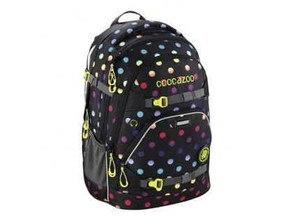 Školní batoh Coocazoo ScaleRale, Magic Polka C, certifikát AGR