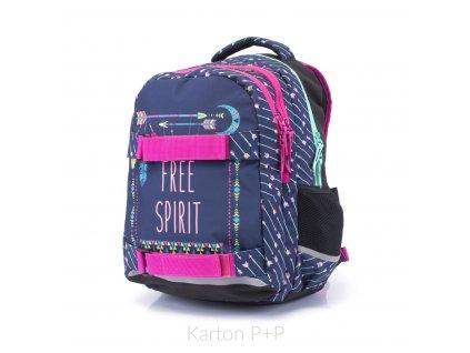 Studentský batoh ppkarton - OXY One Spirit