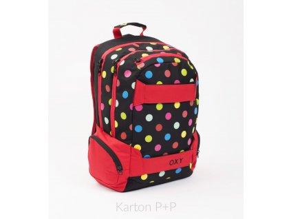 Studentský batoh OXY Sport Dots
