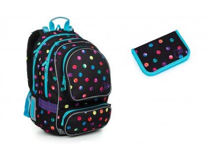 Školní batoh Topgal ALLY 19009 - SET SMALL