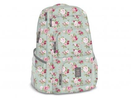 Studentský batoh Ars Una Vintage Rose AU7