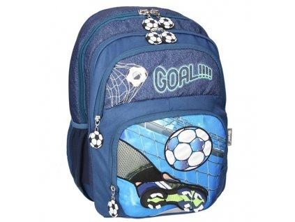 Školní batoh SPIRIT Fotbal gól