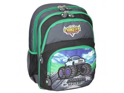 Školní batoh SPIRIT Monster Truck