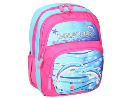 Školní batoh SPIRIT Delfíni