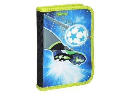 Penál Spirit Fotbal gól 3D naplněný