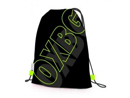 Vak na záda OXY BLACK LINE green