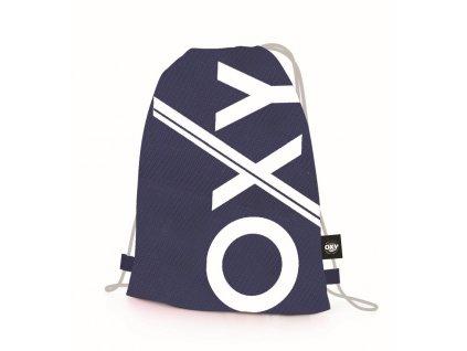 Vak na záda OXY BLUE LINE White