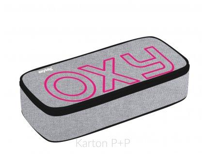 Pouzdro etue komfort OXY Grey/Pink