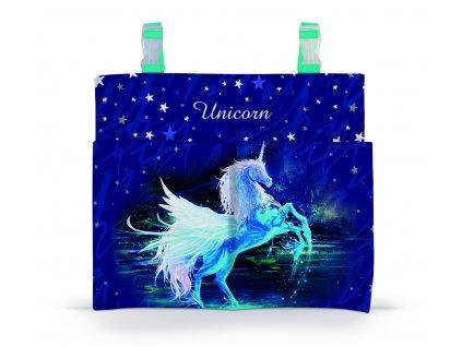 Kapsář na lavici Unicorn 1