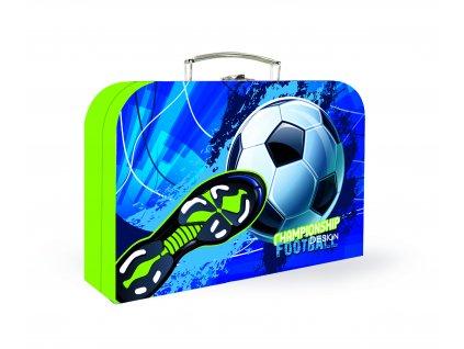 Kufřík do školy 35cm fotbal