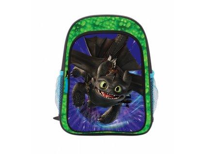 Batoh dětský předškolní - Jak vycvičit draka